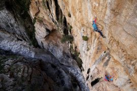 Il film Gorropu, ritratto della climber polacca Aleksandra Taistra, al Ladek Mountain Festival e in anteprima sul sito Ferrino