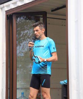 Marco De Gasperi, Category manager di SCARPA per il Trail Running, ha annunciato agli Outdoor & Running Business Days 2020 le novità di prodotto per la corsa in montagna. Presente anche il team di atleti che punta in alto per la prossima stagione di gare.