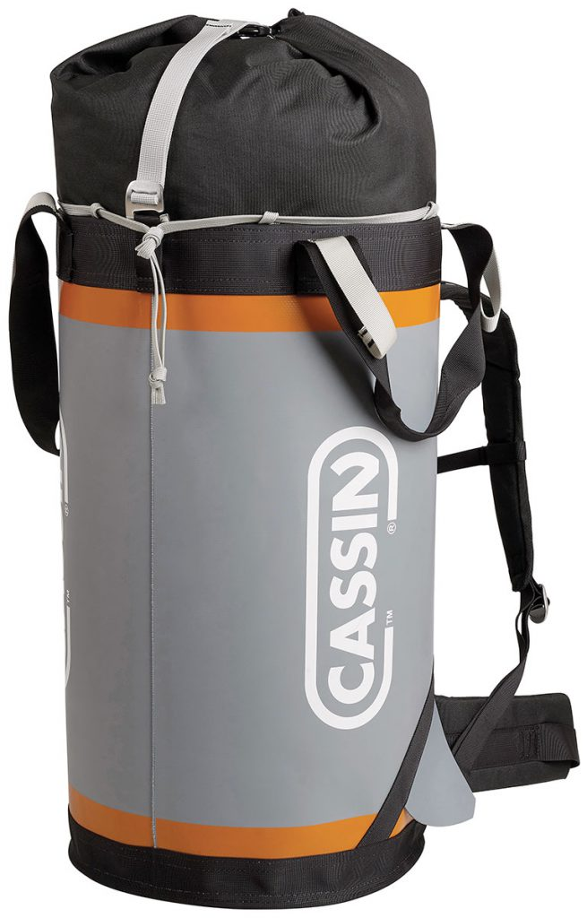 Climbing haul bag Cassin Torre 40, an ideal haulbag for multi-day big walls