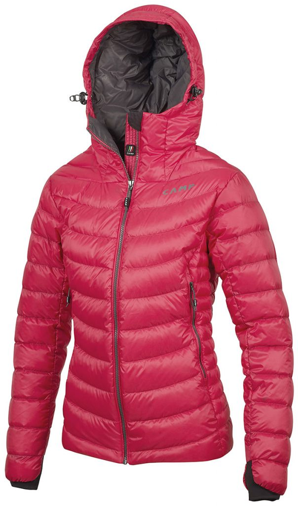 Piumino CAMP ED Hyper Jacket Lady