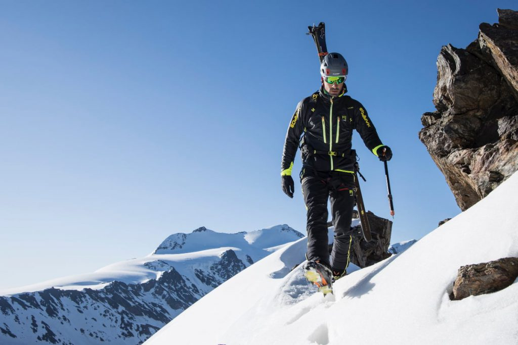 The ski mountaineering jacket Karpos Miage Jacket has won the Polartec Apex Award!