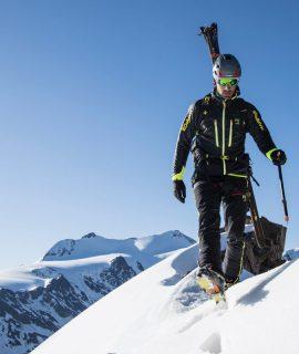 Polartec Apex Award per la Karpos Miage Jacket, una giacca amata sia dagli scialpinisti che dagli amanti delle attività dinamiche in montagna per la sua robustezza