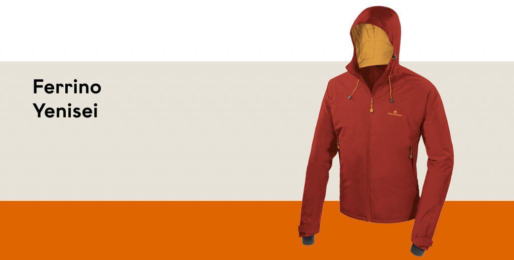 Giacca Ferrino Yenisei: calda e impermeabile per tutte le attività outdoor.