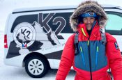 Sergi Mingote ha collaborato strettamente con Millet per sviluppare i prodotti della gamma MXP per la spedizione invernale K2 Winter.