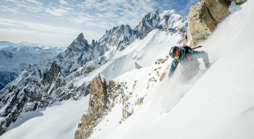 Un powder alert dedicato a tutti gli amanti degli sport invernali: SCOTT Italia presenta il nuovo servizio powered by 3B Meteo © Fabian Bodet