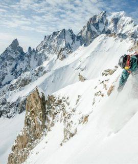Un powder alert dedicato a tutti gli amanti degli sport invernali: SCOTT Italia presenta il nuovo servizio powered by 3B Meteo