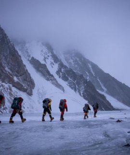 SCARPA contribuisce a scrivere un'altra pagina nella storia dell'alpinismo e l'impossibile diventa possibile: Nirmal Purja in vetta al K2 in inverno.