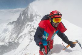 L'himalaista catalano Sergi Mingote tenterà l'ascensione invernale del K2 all'inizio del 2021.