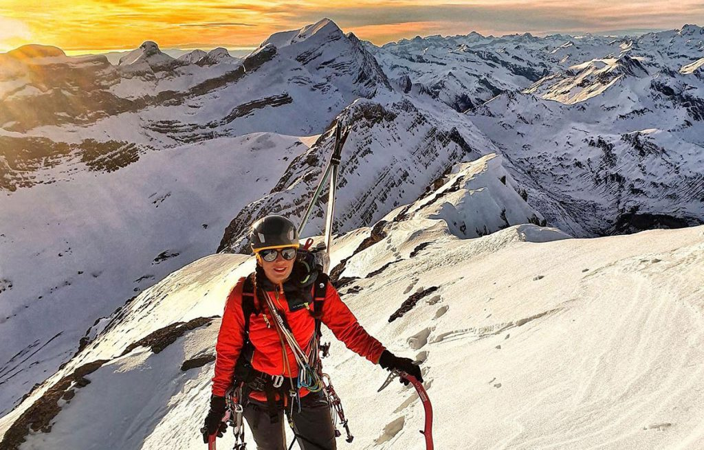 L'alpinista andorrana Stefi Troguet è pronta per il prossimo step del suo progetto di scalare tutti gli 8mila del pianeta senza ossigeno aggiuntivo.
