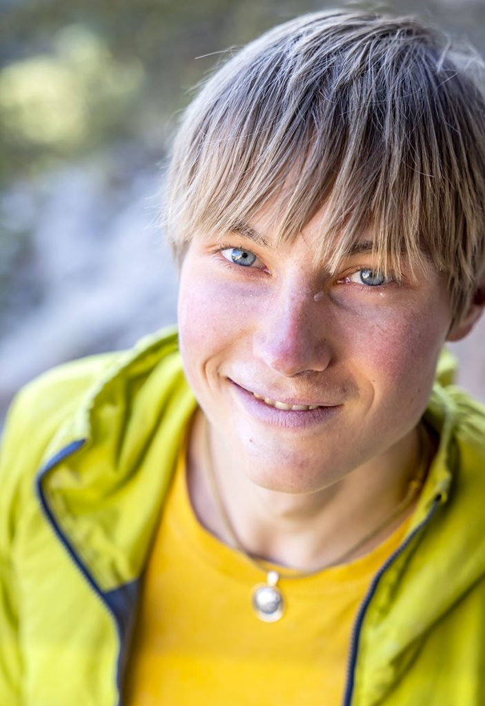 It's with pride and enthusiasm that we welcome to the Petzl Team one of the world's best climbers, Alex Megos! © Jan Novak Photography