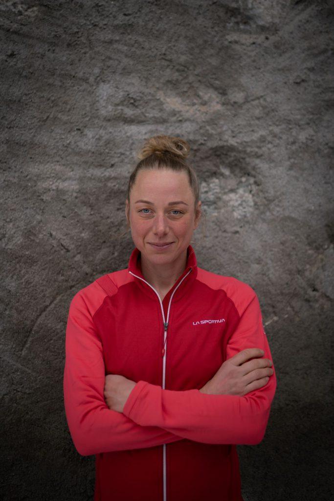 Mimmi Kotka, La Sportiva Mountain Running Team © Toni Spasenoski
