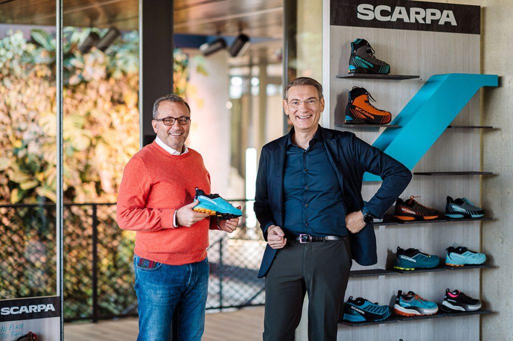 SCARPA sempre più all'avanguardia nelle pratiche sostenibili, anche attraverso il lancio nel 2021 di nuovi prodotti altamente eco-friendly.