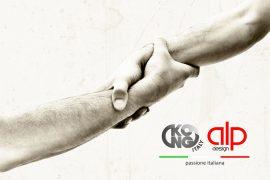 Kong annuncia la nuova partnership con la storica azienda italiana Alp Design.