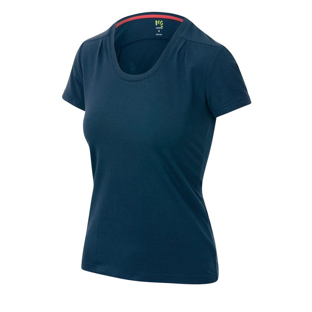 Cotton t-shirt Karpos Botton D'Oro W T-Shirt
