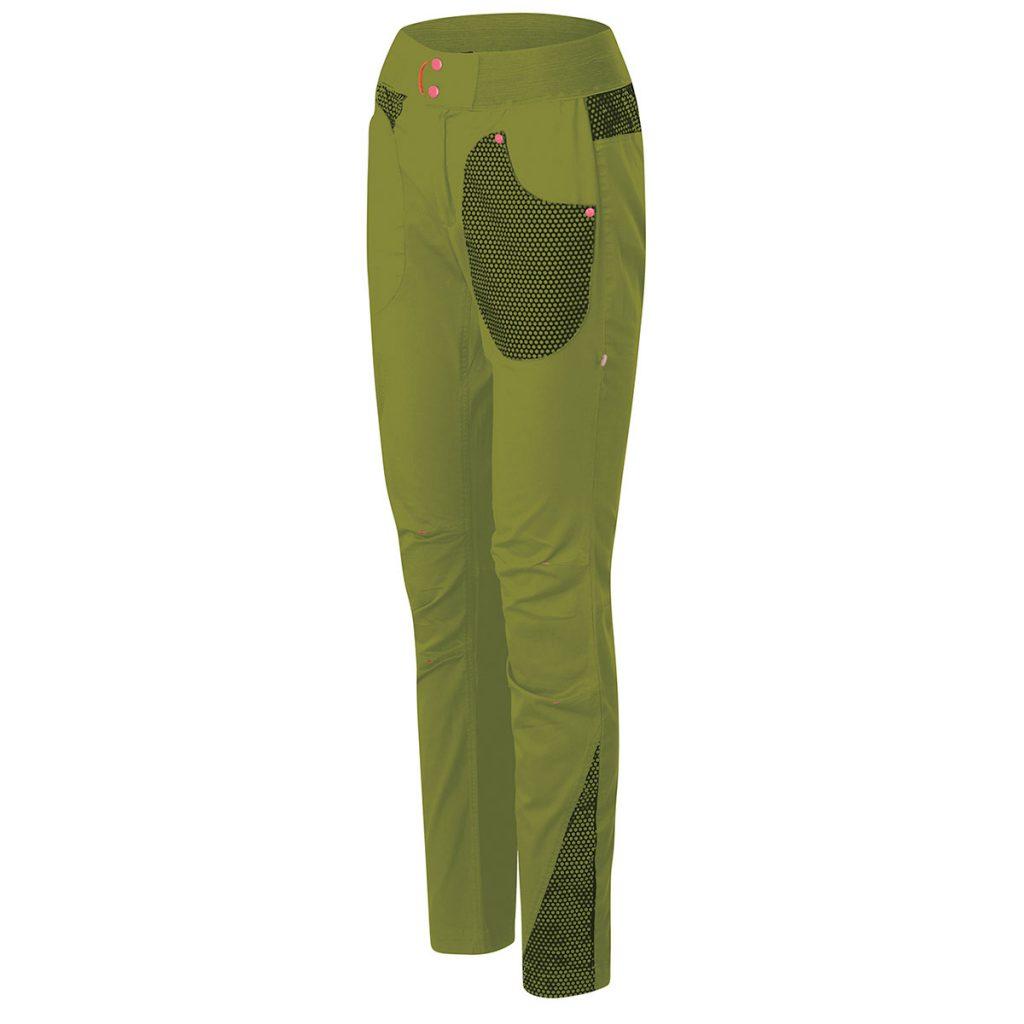 Pantaloni arrampicata da donna Karpos Salice W Pant. Il suo look ed il suo confort li rendono perfetti anche per viaggi o tempo libero.