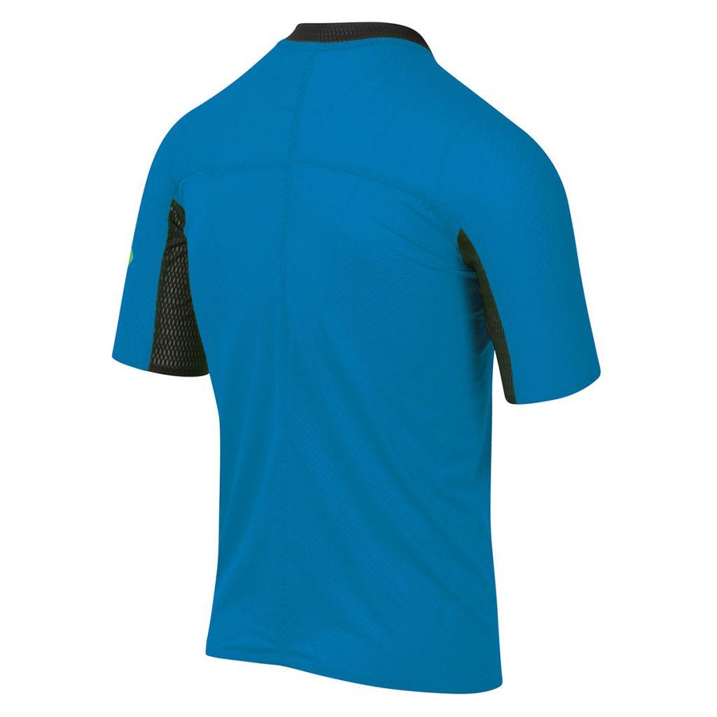 La T-shirt da corsa Karpos Lavaredo Tech Jersey perfetta per affrontare i trail più impegnativi: avvolgente, morbida, traspirante.
