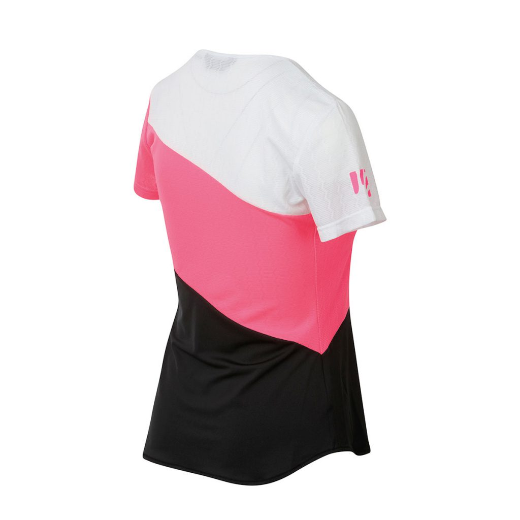 Lightweight, breathable Vest Karpos Cima Undici W Jersey