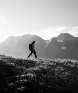 The Arc'teryx Outer Peace initiative kicks off today, with the brand announcing a $1 million commitment to help support partners working to remove barriers and protect nature, so individuals who have been traditionally excluded from access to nature may find Outer Peace.