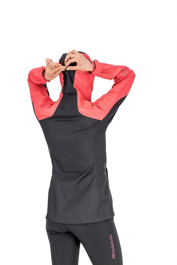 Giacca antipioggia da donna Karpos Lot Rain W Jacket
