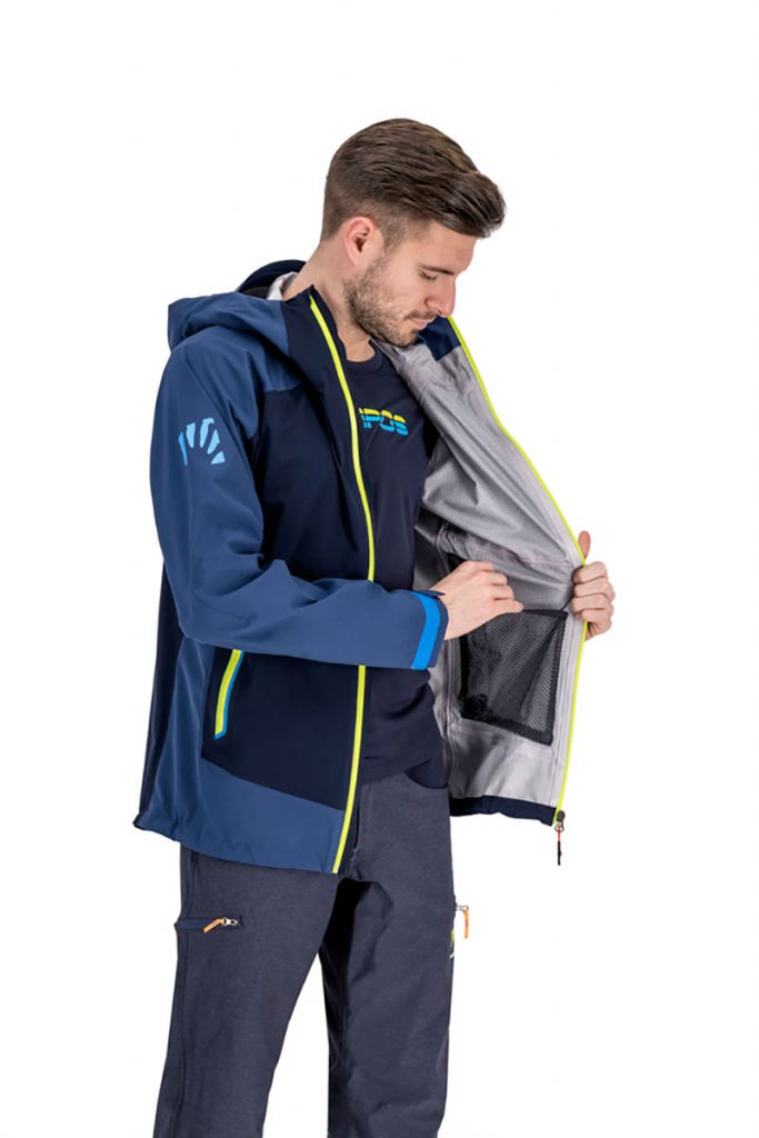 Waterproof jacket Karpos Temporale Jacket