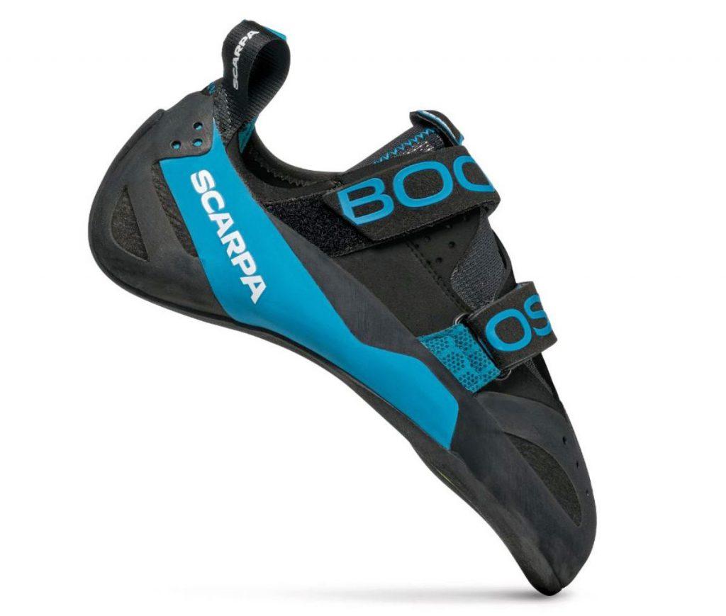 SCARPA presenta la nuova scarpetta da climbing Boostic, progettata per l'arrampicata tecnica, dove il continuo supporto sui micro-appoggi è fondamentale