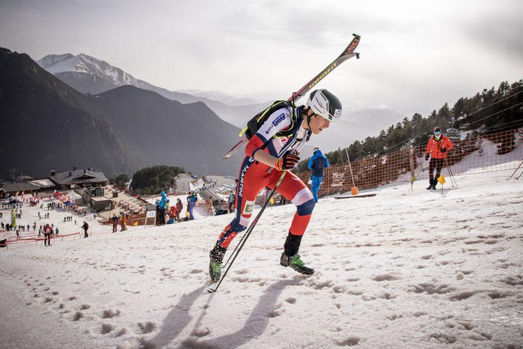 ISMF World Championship 2021 - Paul Verbnjak - © Maurizio Torri