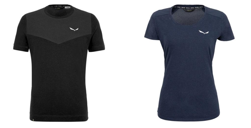 Salewa Alpine Hemp Shirt - Uomo Salewa Alpine Hemp Shirt - Donna