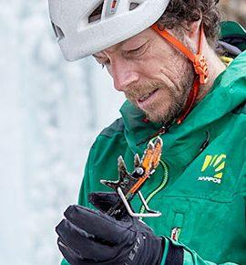 Lo svizzero Silvan Schüpbach diventa Ambassador Karpos. Biotecnologo e istruttore di arrampicata di professione, Schüpbach è un alpinista a tutto tondo. © Tommaso Lamantia