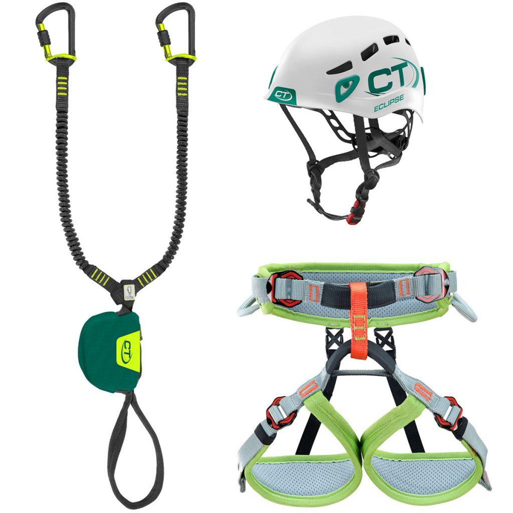 Climbing Technology Via Ferrata Kit Junior