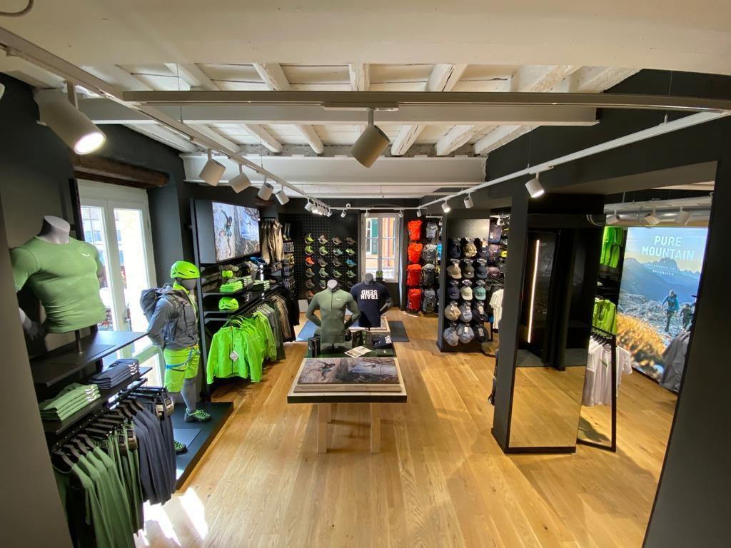 Il nuovo Salewa Store Verona