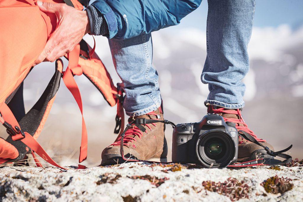 nsieme ai ragazzi di Risk4Sport Dolomite sarà protagonista di uno spettacolare workshop di fotografia outdoor alla scoperta dell'Abruzzo più selvaggio