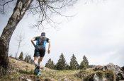 Karpos da il benvenuto nel team Trail il giovane skyrunner Hannes Perkmann. È sua la migliore performance mondiale sui 500m di dislivello positivo. © Riccardo Selvatico