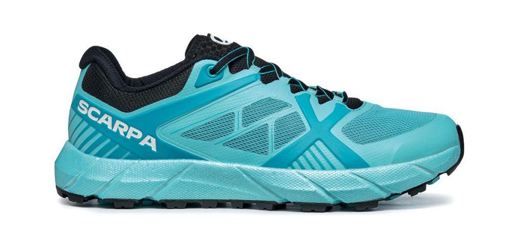 Scarpe corsa in montagna SCARPA Spin 2.0 WMN, per trail running e skyrunning per la corta e media distanza con tomaia ultra leggera e traspirante