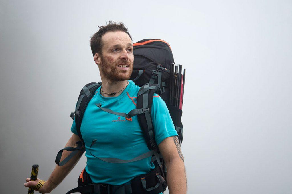 Martedì 11 maggio alle 20 l'intervista in diretta con la new entry nel team Ferrino, Andrea Lanfri: alpinista, esploratore ed ex atleta della nazionale paralimpica italiana