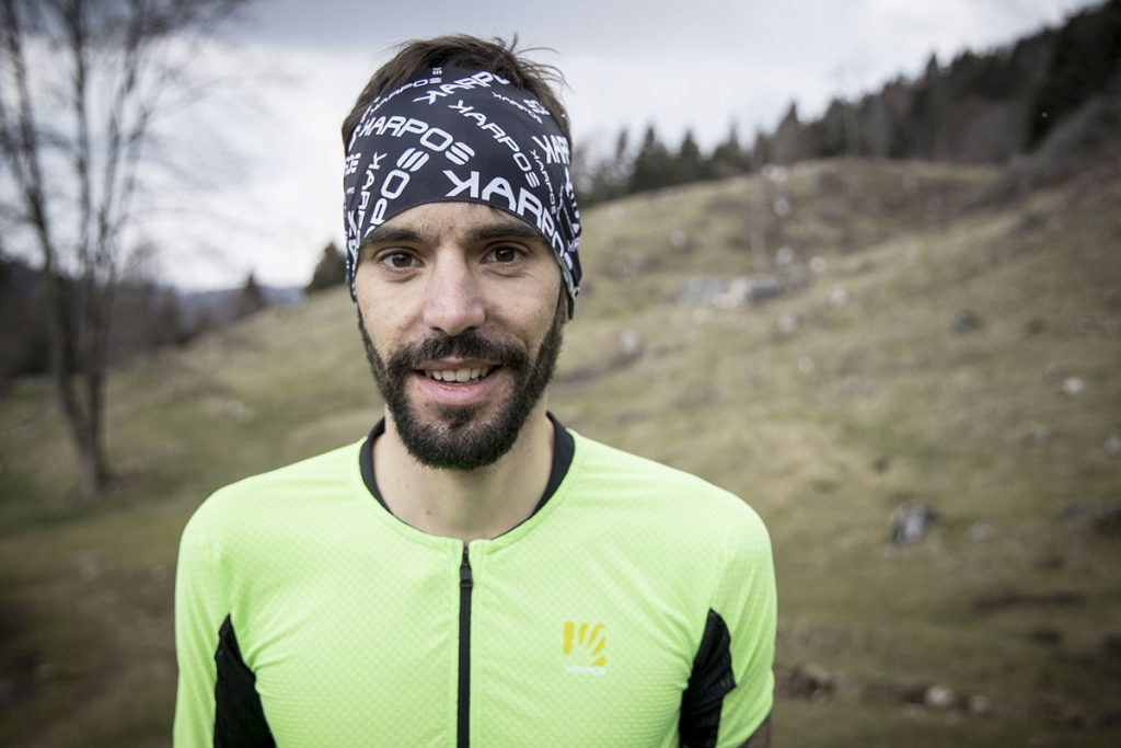 Karpos welcomes young skyrunner Hannes Perkmann into its Trail Running team. He has the best world performance on 500 meters of elevation gain © Riccardo Selvatico