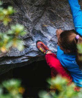 La climber Laura Rogora, pronto per le Olimpiadi di Tokyo 2020