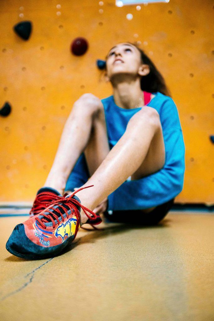 La climber romana Laura Rogora ha rinnovato il suo contratto con Wild Climb. La sua scarpetta d'arrampicata preferita rimane la Pantera.