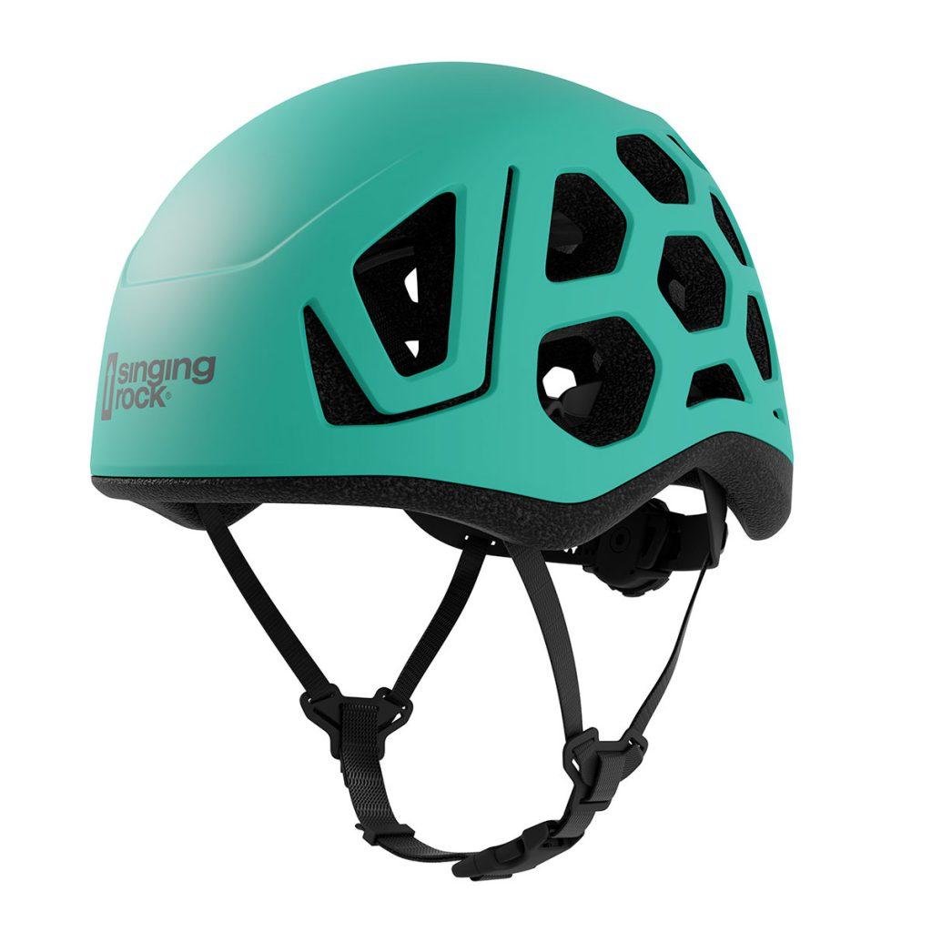 Singing Rock Hex: leggero e resistente casco da arrampicata e alpinismo