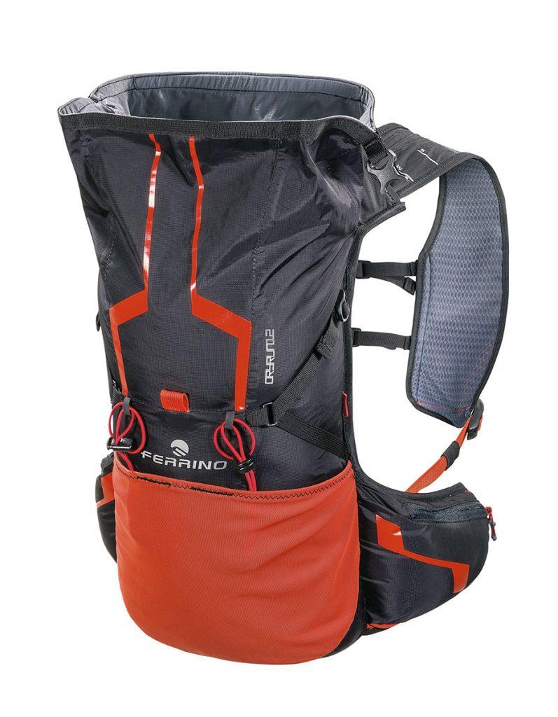Waterproof trail running backpack Ferrino Dry Run 12