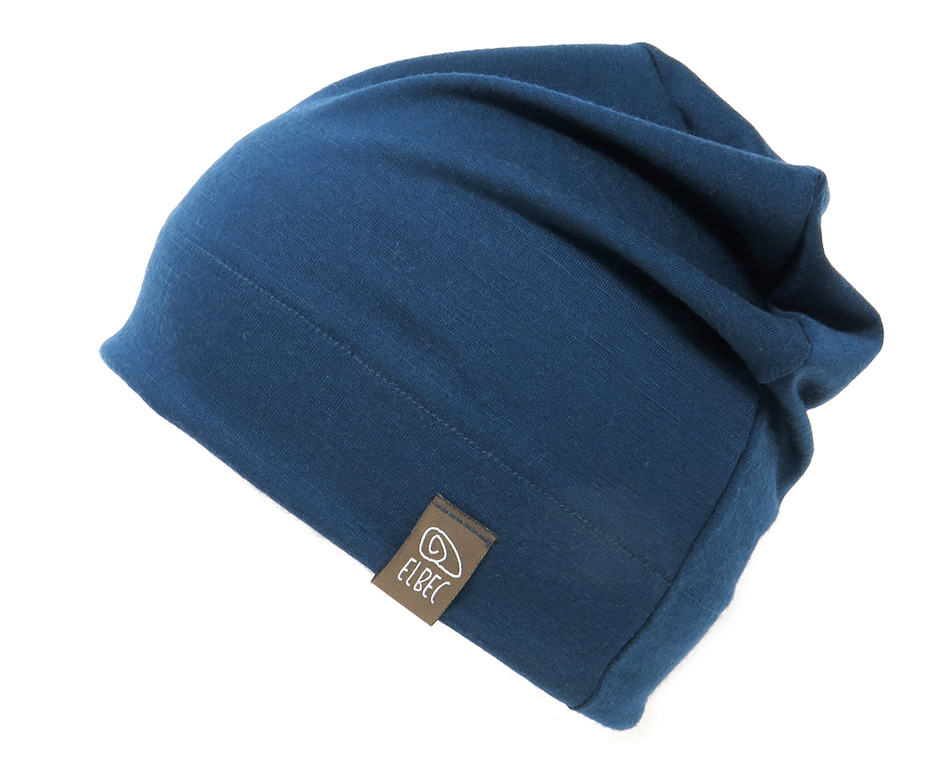 100% Light Merino Wool Elbec Under Helmet, exceptional for ski mountaineering during the ascent and for climbing in mid-seasons.