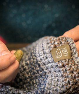 Berretti in lana merinos e lana italiana di Elbec