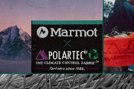 Polartec x Marmot: dal 1986 insieme per semplificare il tuo kit