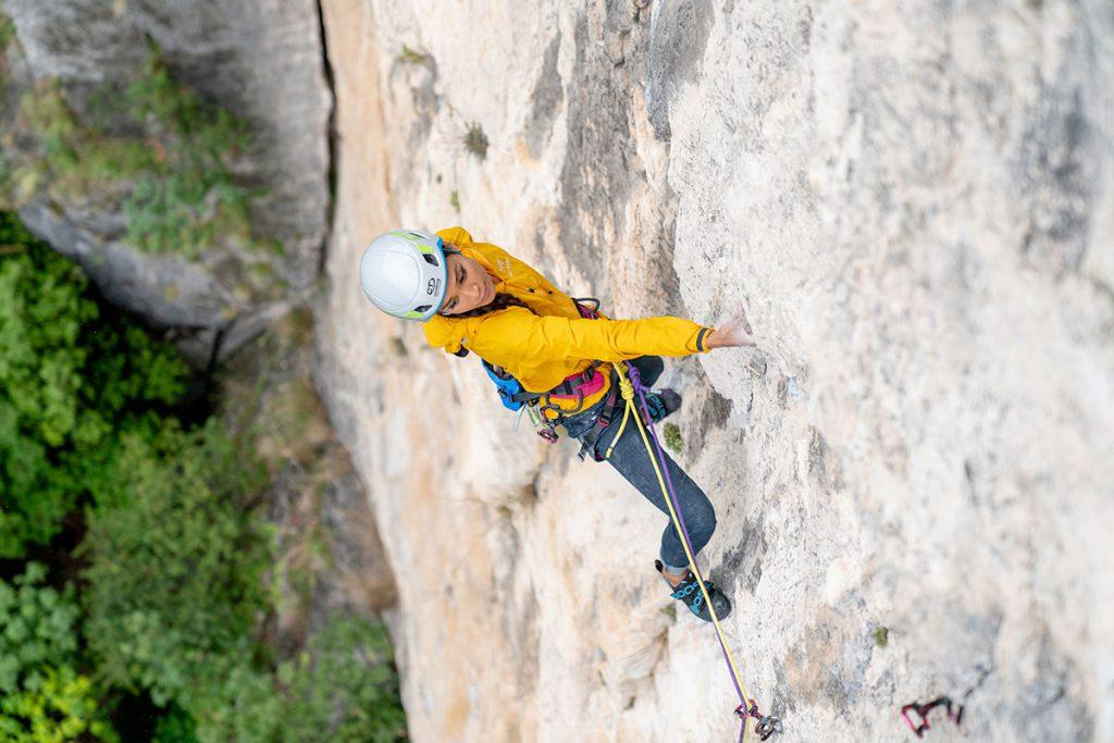 In montagna conta la sicurezza e la funzionalità delle attrezzature.  © Enrico Veronese