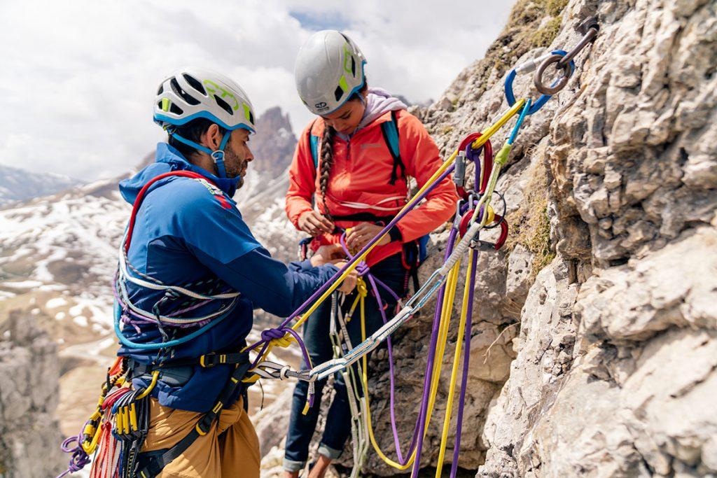 Climbing Technology, società del gruppo Skylotec, è lieta di presentare le novità della stagione 2022 dedicate al mondo dell'arrampicata e della montagna. © Enrico Veronese