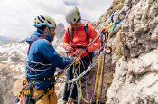 In montagna conta la sicurezza e la funzionalità delle attrezzature. Le novità 2022 per l'arrampicata e l'alpinismo di Climbing Technology