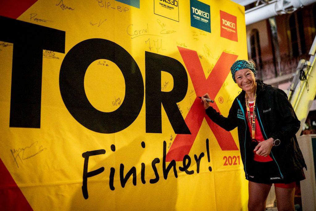 L'atleta del team SCARPA Silvia Trigueros Garrote vince la 12 edizione del TORX e conquista il terzo titolo consecutivo in questa ambita competizione. © Jose Miguel Munoz Egea