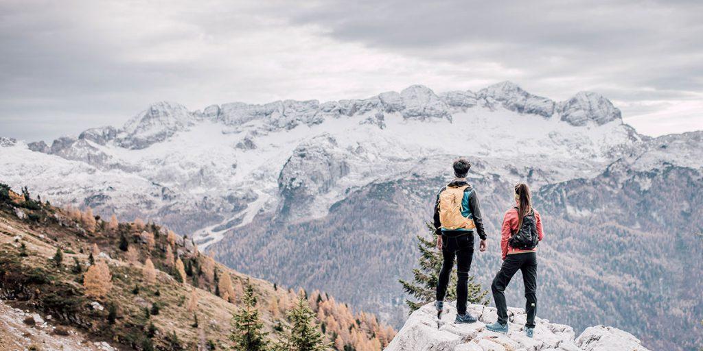 Sono online le nuove proposte AKU per la stagione autunno-inverno 2021. Lasciati ispirare dalla montagna che si presenta con nuovi colori.