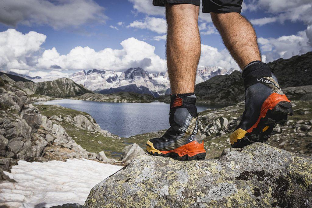 La Sportiva Aequilibrium Mountain Experience: in montagna con i più forti e celebri alpinisti italiani ed i nuovi scarponi La Sportiva Aequilibrium Series.
