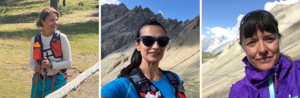 Un'imprenditrice, una docente universitaria e una psicologa: uno speciale Ferrino Women Team alla gara di trail running TOR30 - Tor des Géants