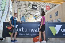 Petzl e Urban Wall, giovedì 23 settembre nella palestra d'arrampicata dalle ore 17:00 fino a sera si terrà un evento lancio della nuova partnership.